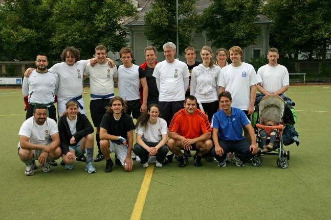 Unsere Mannschaft 2009
